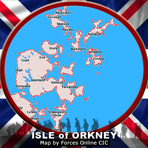 Isle of Orkney