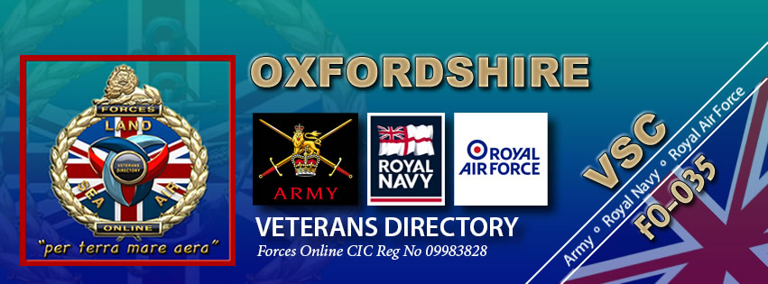 Oxfordshire Veterans Directory
