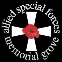 Allied Special Forces Memorial Grove