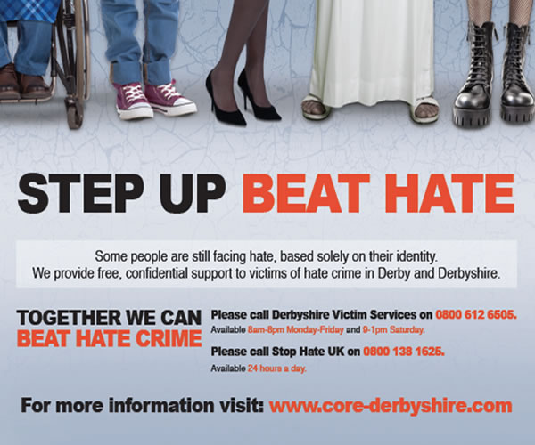 Derbyshire Victims Services