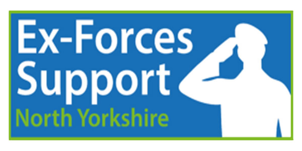ex-forces support north yorkshire