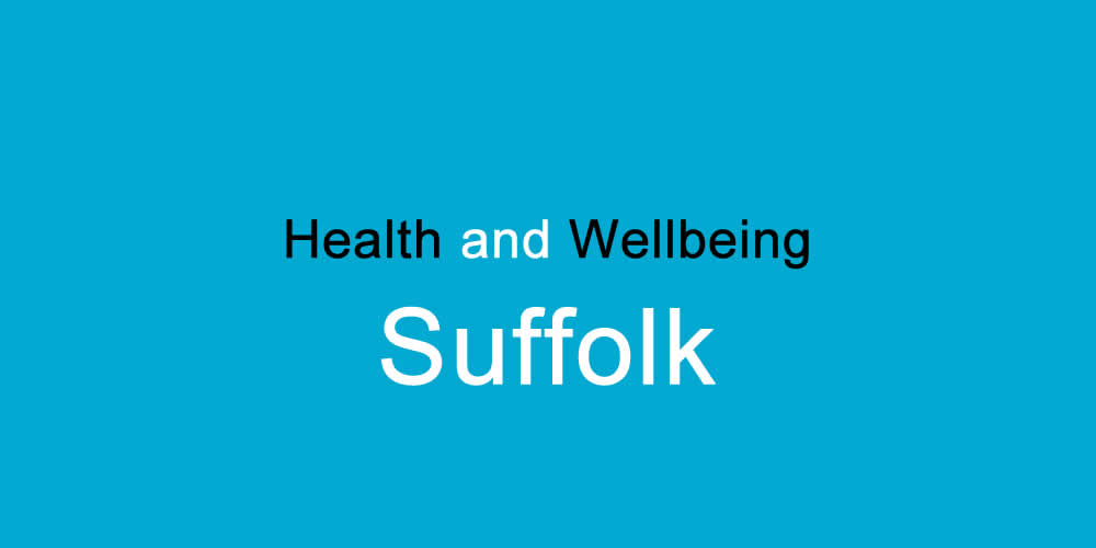 Health and wellbeing Suffolk