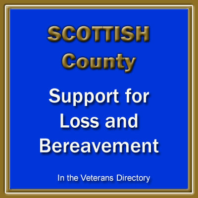 Local and National support for Loss and Bereavement