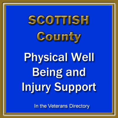Dumfriesshire Physical Well-Being and Injury Support