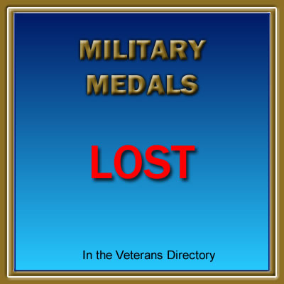 Lost Medals