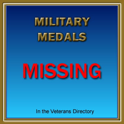 Missing Medals