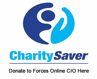 Charity Saver Donate Button